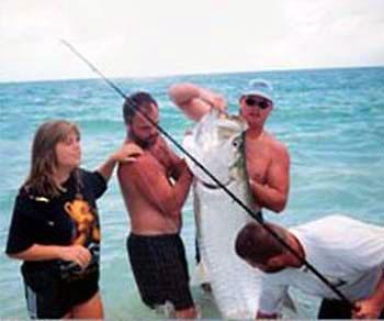 Fishing southwest florida boca grande ft myers punta gorda for Port charlotte fishing charters