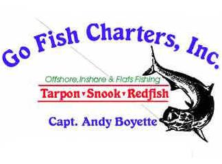 Tarpon fishing charter snook fishing charter redfish for Port charlotte fishing charters